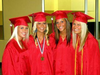 Grad Girlfriends
